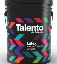 LATEX TALENTO POLACRIN INT/EXT BLANCO X 20LTS
